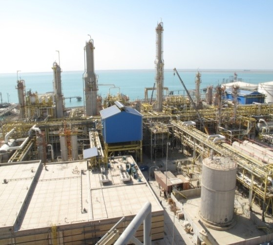 Projects Management of Bandar Imam Petrochemical Complex Project