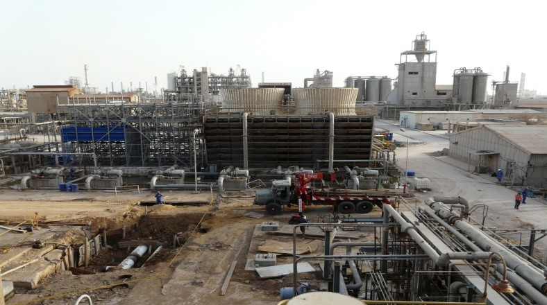 Project Management of Bandar Imam Petrochemical Complex's Projects (PGH, HDPE, ARF)